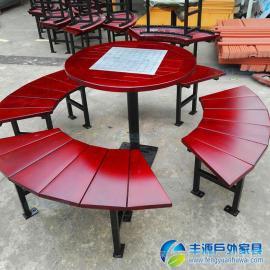 惠州市庭院户外休闲桌椅批发