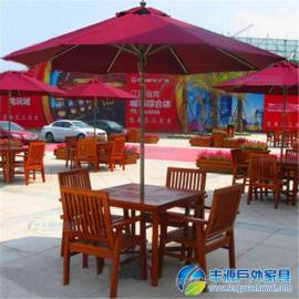 深圳市实木休闲桌椅图片