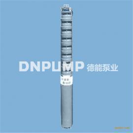 德能QJR型洗浴专用热水泵/深井用热水潜水泵