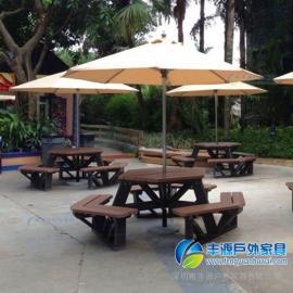 广州市批发户外桌椅厂家