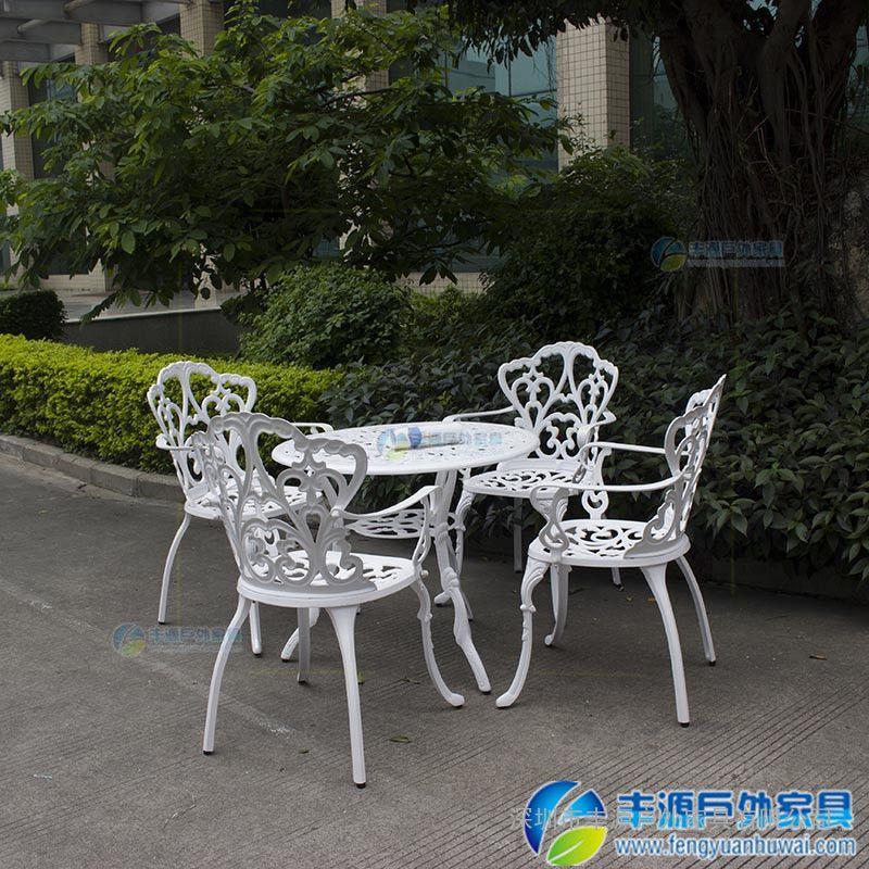 汕头市欧式阳台休闲桌椅图片