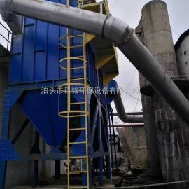 小型燃煤锅炉布袋除尘器加湿式脱硫设备