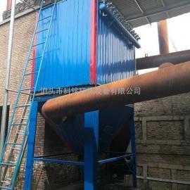 10吨链条炉GMC锅炉高温布袋脱硫除尘器