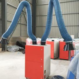 焊烟清灰器、清灰器本行生产-北京绿森