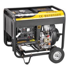 5kw电启动式柴油发电机
