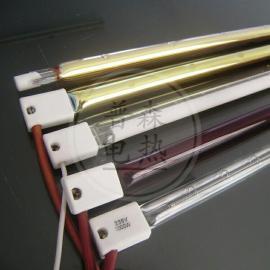 乳白石英管、透明卤素管和碳纤维加热管的区别
