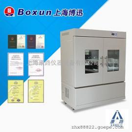 BSD-YX1600立式双层智能精密型摇床(恒温恒湿带制冷)