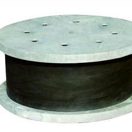 国标Y4Q铅芯隔震橡胶支座