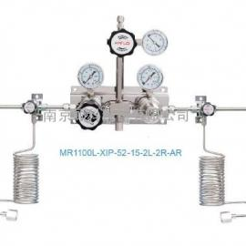 AMFLO敦阳MR1100系列半自动切换特气汇流排