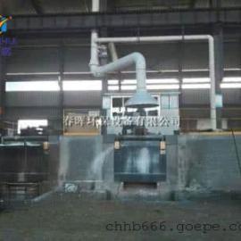 1吨中频电炉布袋脉冲除尘器DMC-120单机袋式收尘器结构