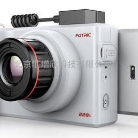 FOTRIC 226S,384*288,用手机拍摄并分析视频流的热像仪