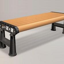 南京休闲椅-南京塑胶木休闲椅-C-004