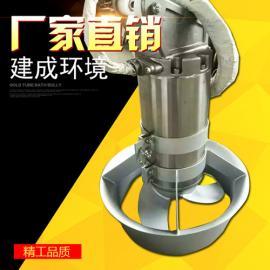 南京潜水搅拌机 耐腐蚀潜水搅拌机厂家 南京建成直销