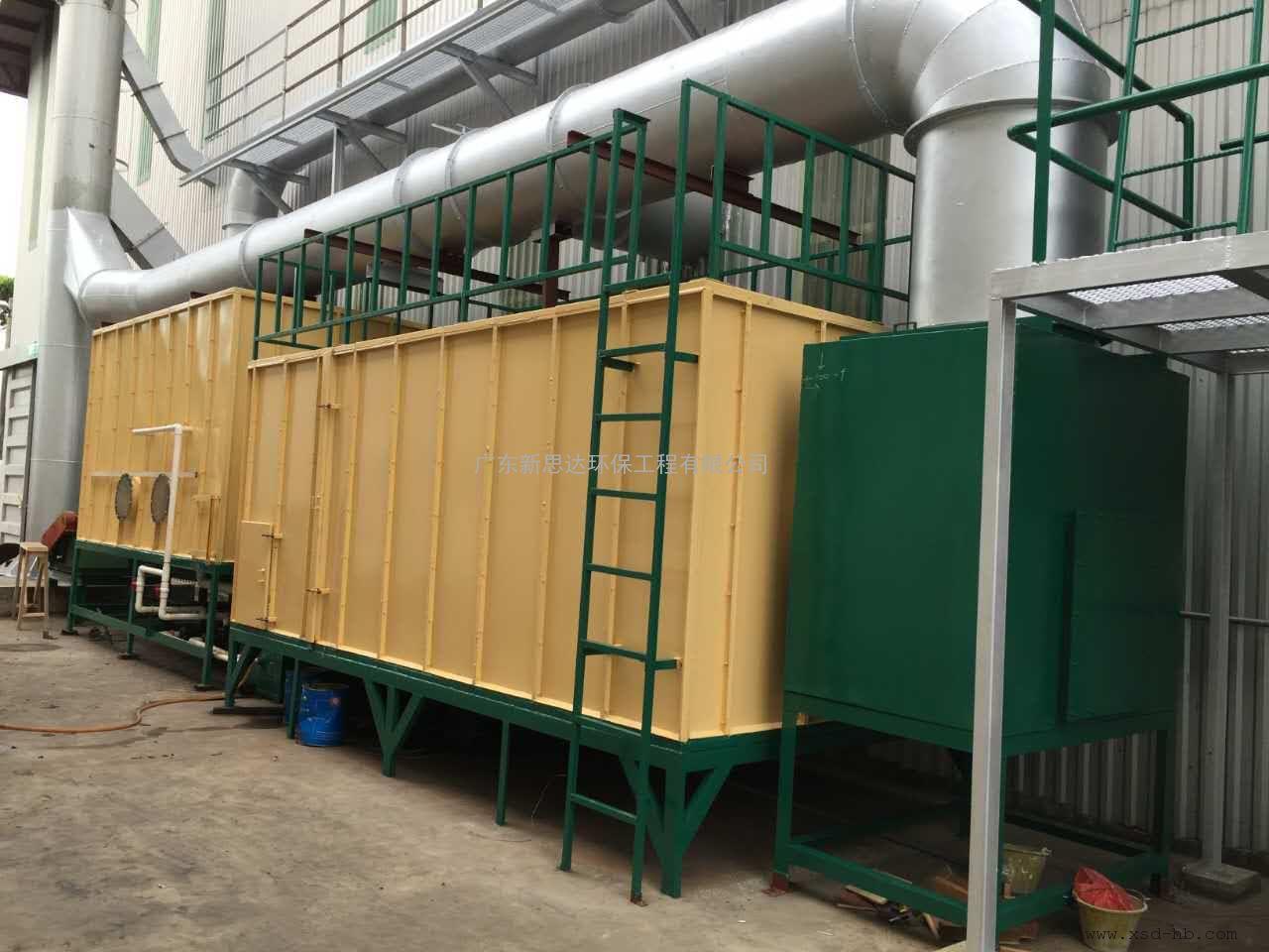 活性炭废气吸附塔供应厂家
