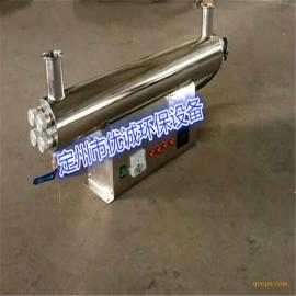工厂直供分体式紫外线消毒器小区二次供水用消毒