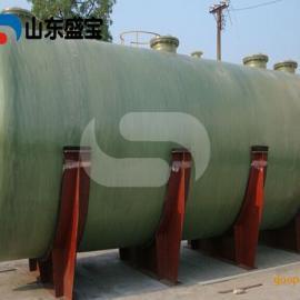 优质玻璃钢罐供应商/玻璃钢运输罐/山东盛宝