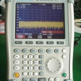 R&S FSH20 手持式频谱分析仪