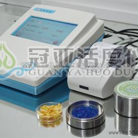 鲜花馅料水分活度测定仪操作方法与技术指标