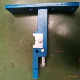 11600型2000型压滤机滤板手柄铸铁聚丙烯压滤机