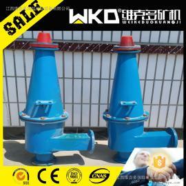 污水除泥旋流器 浙江湖州耐磨聚氨酯水力旋流器FX-300