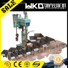 小型浮选机 实验室多槽浮选机XFD-12 全套不锈钢浮选槽