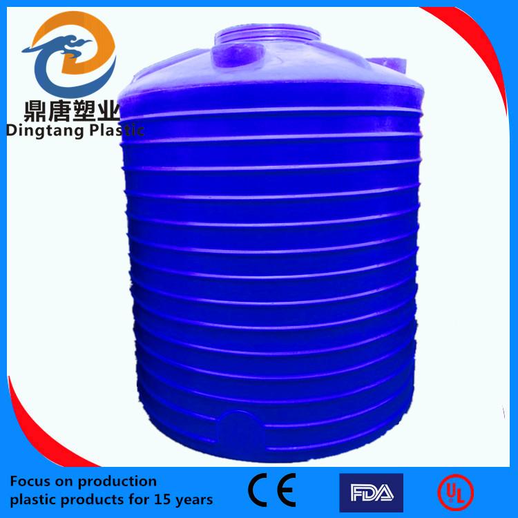 淮北市5吨塑料水塔塑料水箱厂家直销