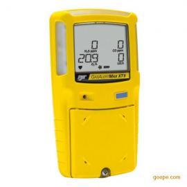 BW充电型GasAlertMax XTII四合一气体检测仪