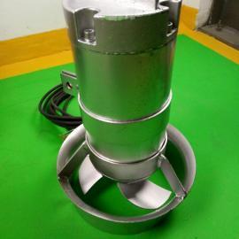 吉林潜水搅拌机 耐腐蚀潜水搅拌机厂家 南京建成直销