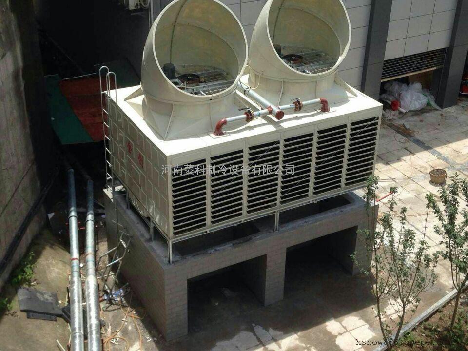 供应金创牌高效节能型玻璃钢超静音型横流式冷却塔