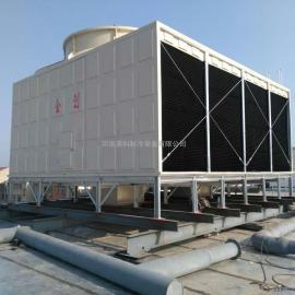 金创牌冷却塔高效节能型玻璃钢横流式冷却塔生产厂家