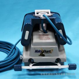 2X2全自动海豚吸污机 专业游泳池水下吸污机