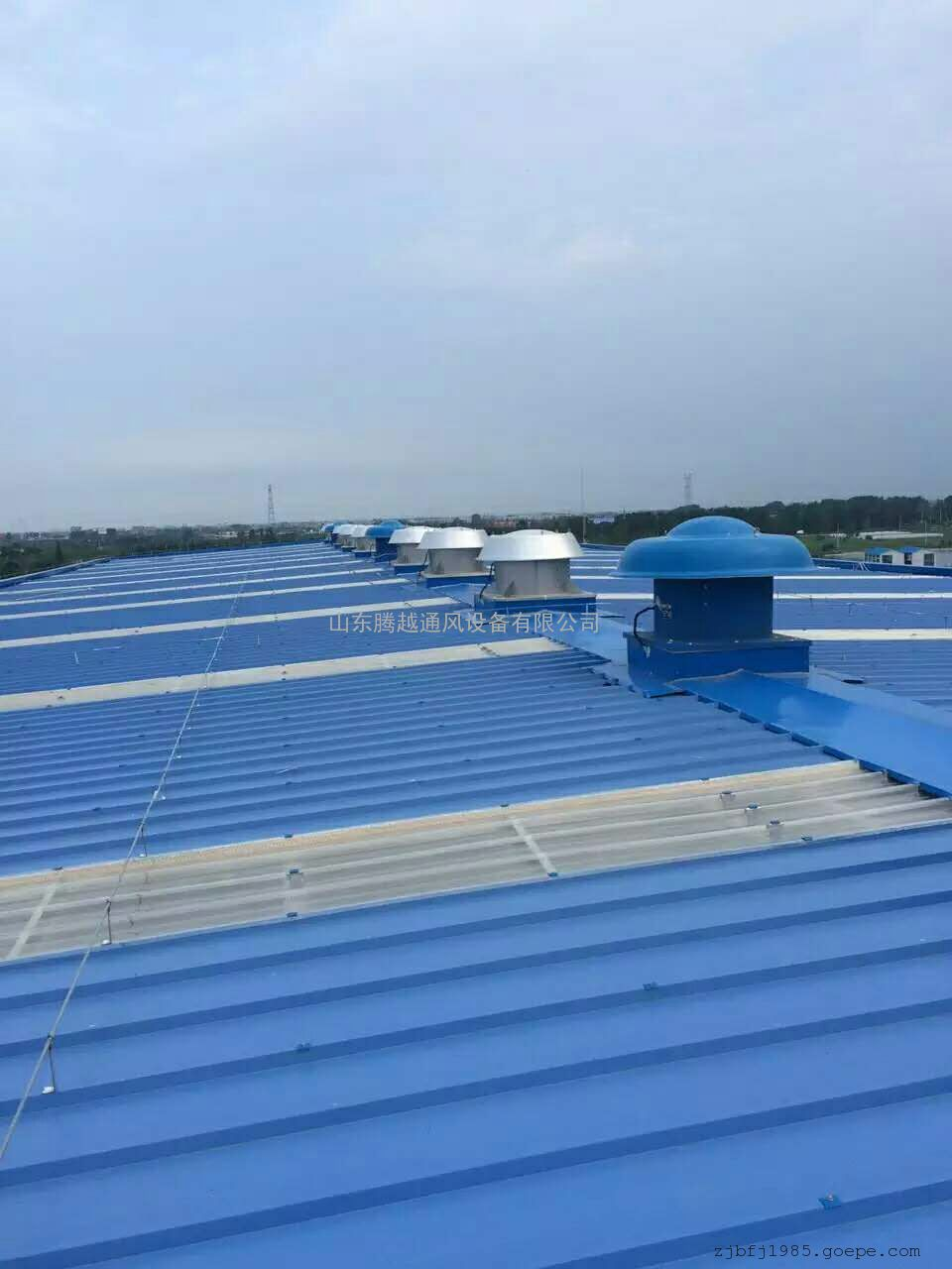 防爆变频屋顶风机/低噪声屋顶风机