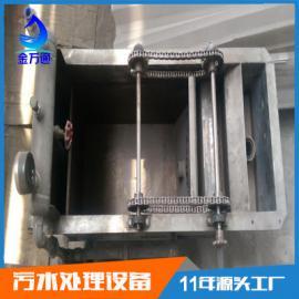 不锈钢气浮机 实验室废水处理设备 溶气气浮机