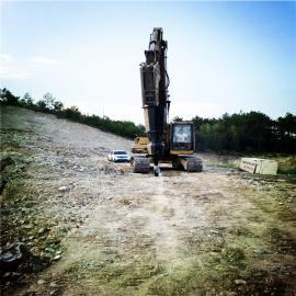 采石场劈裂机专用机载式劈石器