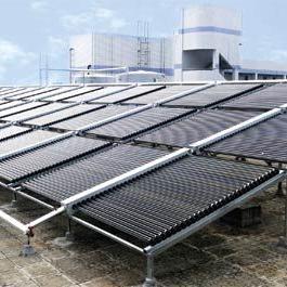 太阳能集中供暖工程