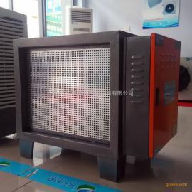 热销4000风量低空排放高压静电油烟净化器