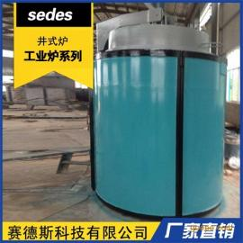 专业生产 井式电阻炉 工业电炉 热处理设备 质保一
