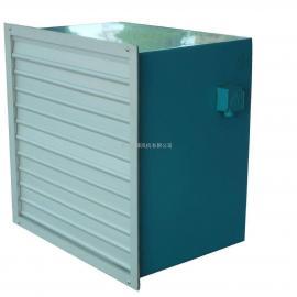 低噪声DFBZ方形壁式轴流风机