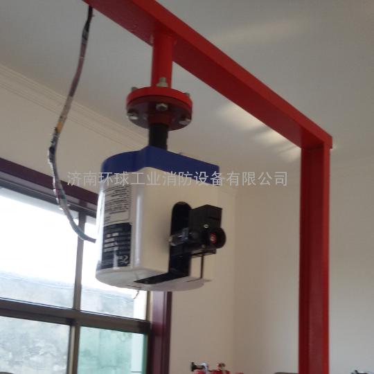 潍坊市消防水炮厂家ZDMS0.6/5S大空间智能消防水炮