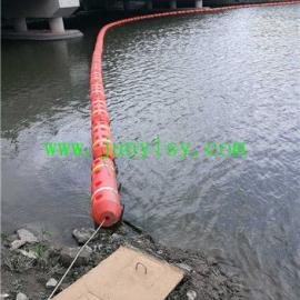 河道拦污浮筒 直径200*1000拦污浮筒