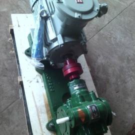 供应防爆齿轮泵 泊头防爆泵