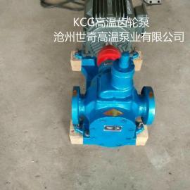 KCG高温齿轮油泵 润滑泵 容积泵