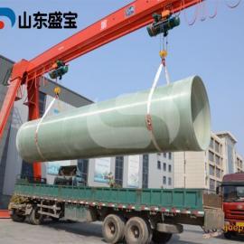 玻璃钢工艺管道制造商/管道厂家直销/山东盛宝玻璃钢有限公司