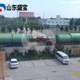 玻璃钢运输罐制造商/玻璃钢罐运输量大/山东盛宝玻璃钢