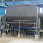 科林加工立窑硅铁炉工业电炉LFEF烘干机玻纤袋除尘器