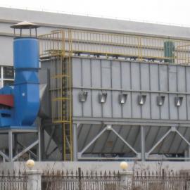 科林加工订制高效率轻工业除尘设备电弧炉长袋离线脉冲除尘器