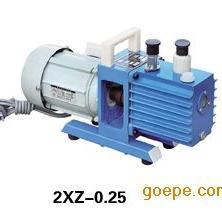 上海雅谭直联旋片式真空泵2XZ-0.25单相真空泵