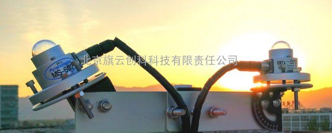 旗云创科总代理TF-3光伏气象站,光伏环境监测仪
