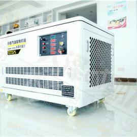 静音箱式25千瓦汽油发电机报价
