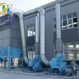 水泥厂窑灰散装机小型72袋脉冲布袋除尘器操作技术